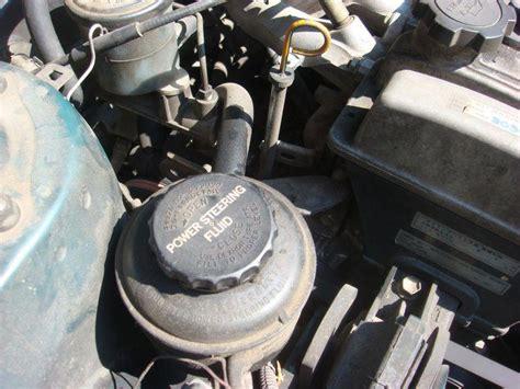 transmission fluid  power steering pump