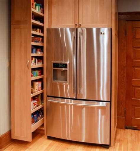 kitchen cabinet pantries 17 best images about organisation on bakeware 2663