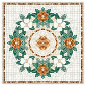 Mosaic Patterns and Designs