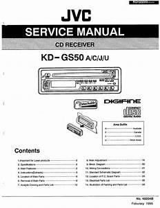 Jvc Kd Gs50