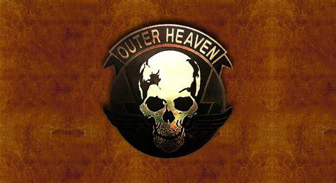 outer heaven wallpaper    metalgearsolid