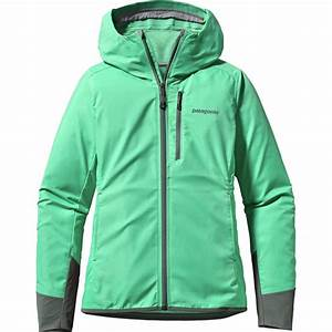 Patagonia Levitation Hooded Softshell Jacket - Women's ...