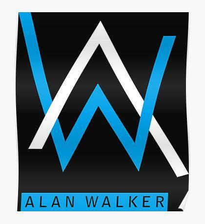 Alan Walker Posters Redbubble