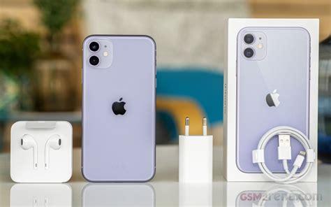 apple iphone review gsmarenacom tests
