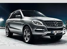 New Mercedes ML250 CDI Launched