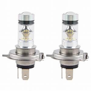 Brightest Led Lights 2015 100w Led Headlight Bulbs For Yamaha Grizzly 300 550 700