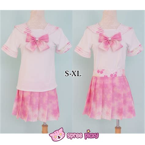 spreepicky review seifuku kawaii