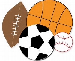 Image result for sports clip art
