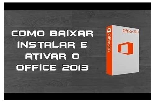 download pacote office 2010 completo + serial