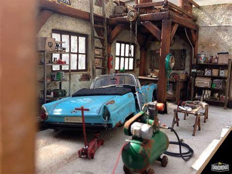 Raffaels Vintage Garage by 1261 Best Diorama S And Car Models Images On