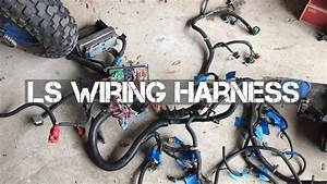 Build - Ls Wiring Harness For The Fj60