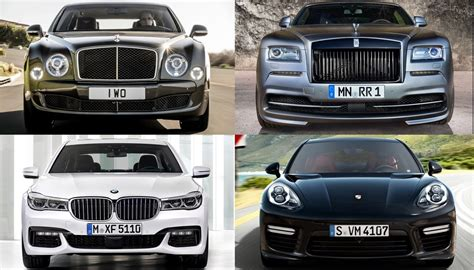 14 Top High End Luxury Vehicles Available This Year