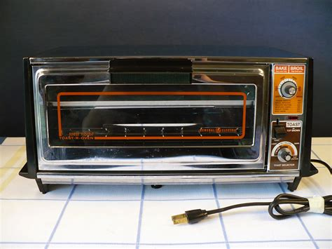 Electric Toaster Oven by Vintage Goodness 1 0 New Goodness At Auction On Ebay This