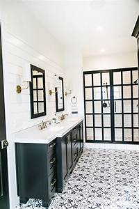 SMI Modern Farmhouse Master Bedroom and Bathroom