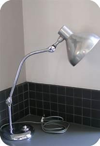 Lampe Bureau Vintage : lampe de bureau vintage jumo gs1 50 60 39 s l 39 atelier du petit parc ~ Teatrodelosmanantiales.com Idées de Décoration