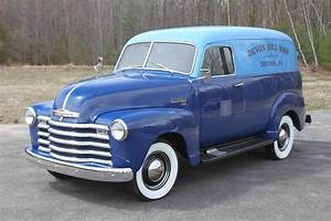 1949 Chevrolet 3100 Panel Truck
