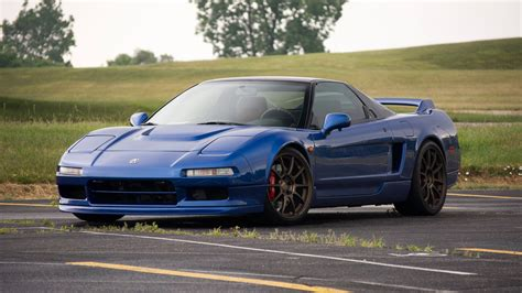 review clarion builds 1991 acura nsx