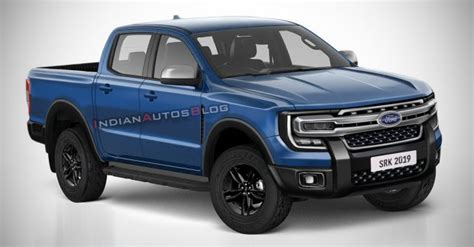 ford ranger 2020 model next 2022 ford ranger imagined iab rendering