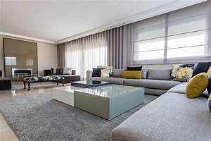 Deco Sejour Moderne : d co salon am nagement d 39 un appartement salon marocain ~ Teatrodelosmanantiales.com Idées de Décoration