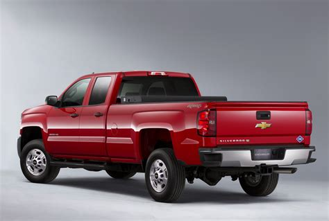 Chevrolet Hd 2500 by 2015 Chevrolet Silverado 2500 Hd Cng Photo Gallery Autoblog