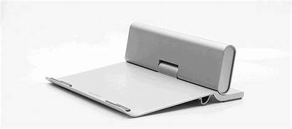 Stand Laptop Desktop Notebook Aluminum Holder Fits