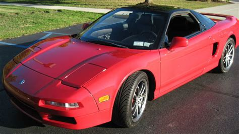 This 1991 Acura Nsx Is The Supercar For The Rest Of Us