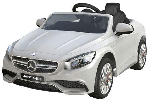 si鑒e auto enfants mercedes amg s63 véhicule auto enfants voiture électrique 2x mt 12v ws ebay