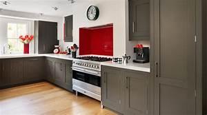 Cuisine grise et rouge associations harmonieuses en 48 idees for Association de couleur avec le taupe 17 cuisine grise et rouge associations harmonieuses en 48 idees