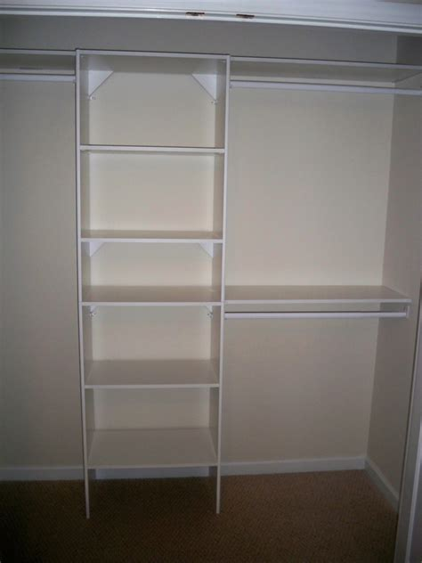 ideas design for build closet shelves concept 20738