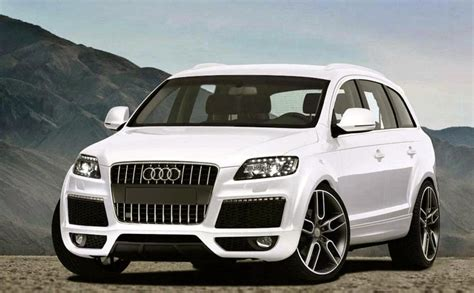 Body Kit Styling  Facelift Audi Q7 2010 Aftermarket
