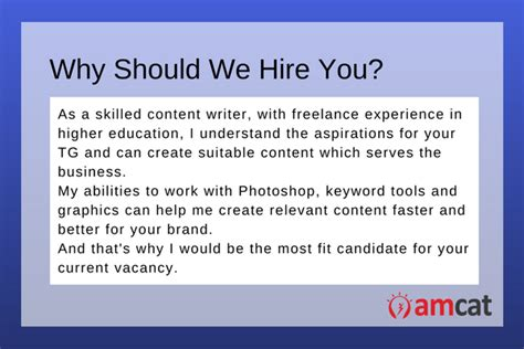 Briefly Describe Your Interest In This Position by Everyday Power New Answers To Why Should We Hire