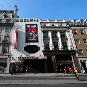 Adelphi Theatre London - Kinky Boots tickets