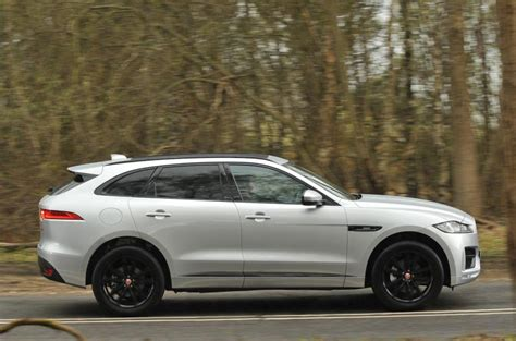 jaguar  pace  uk drive review review autocar