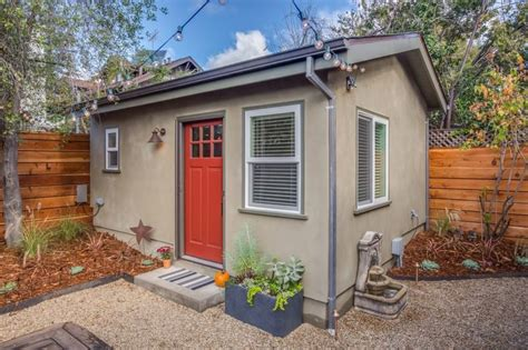 sq ft backyard tiny guest house