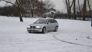 Bmw 330xd E46 : bmw e46 touring 330xd snow drift youtube ~ Gottalentnigeria.com Avis de Voitures