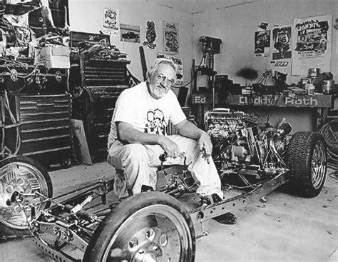 godfathers  custom art kenny howard  ed roth rod