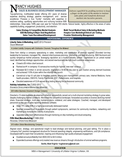 Developing A Resume Exles by Executive Resume Sles Professional Resume Sles