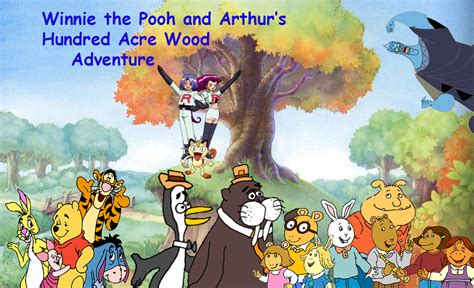 My Pooh's Adventures Short Film Poster By