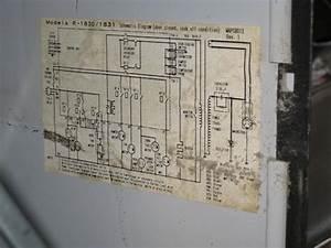 Microwave Thermistor Repair