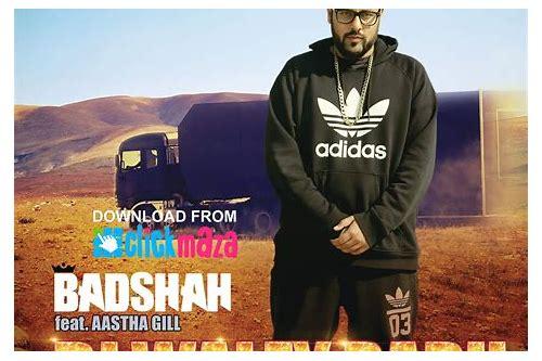 badshah canção dj wale babu baixar 320kbps