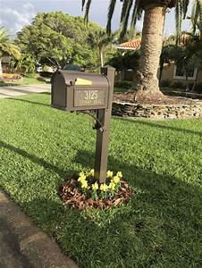 Gorgeous, Mailbox, Landscaping, Ideas, 036, U2013, Home, And, Apartment, Ideas