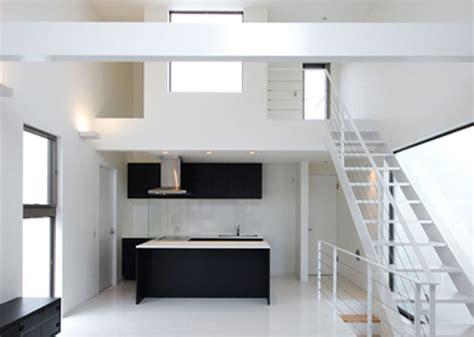 cuisine minimaliste design architecture intérieure rénovation appartement duplex aix