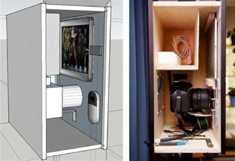 tablet connected public cameras diy ipad photo booth