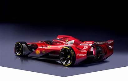 Ferrari Future F1 Cars Formula Vision Racing