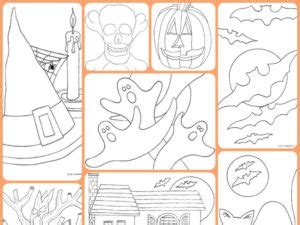 coloring book pages  print  color printables