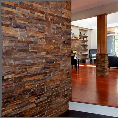 living room designs  natural stone veneer stonetek