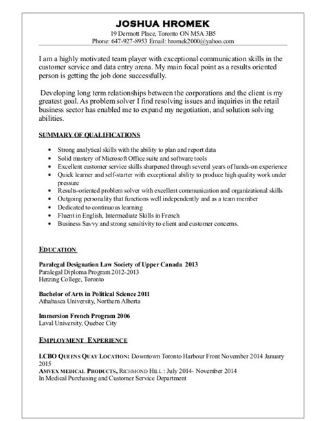 Resume Relevant Retail Experience by Retail Resume 2015