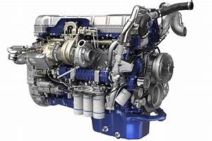 The New Volvo D13 With Turbo Compounding Pushes Technology