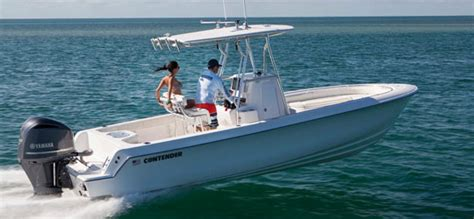 25 Ft Boats For Sale In Florida by Contender Boats For Sale