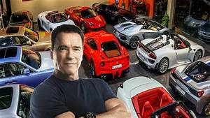 Arnold Schwarzenegger Cars Collection - 2017 | Arnold ...